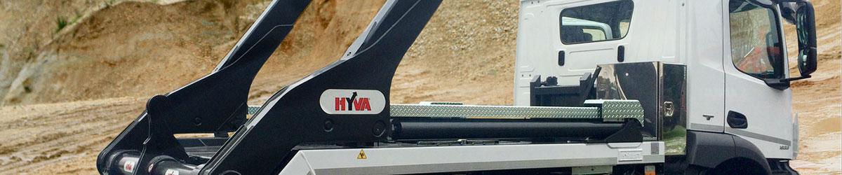 REMA Hebetechnik | Absetzkipper 4.000 bis 18000 kg
