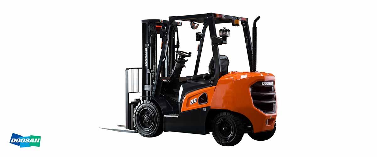 REMA Hebetechnik | Doosan Diesel Stapler NX Plus 2.000 bis 3.500 kg