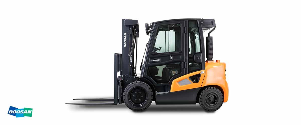 REMA Hebetechnik | Doosan Diesel Stapler Serie 9 2.000 bis 3.500 kg