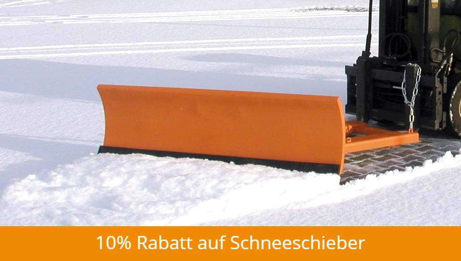 REMA Hebetechnik | Schneeschieber